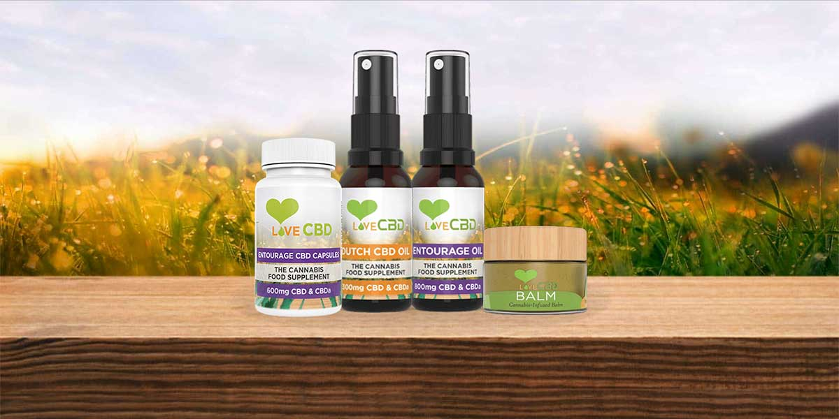 CBD oil uk products
