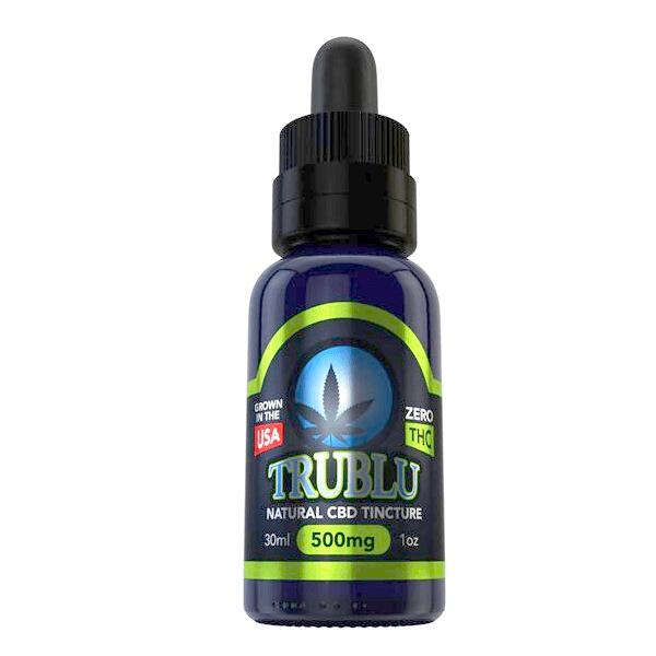 Blue Moon Hemp Natural CBD Oil 500mg
