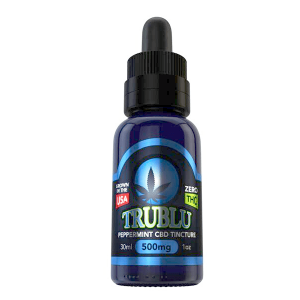 Blue Moon Hemp Peppermint CBD Oil 500mg
