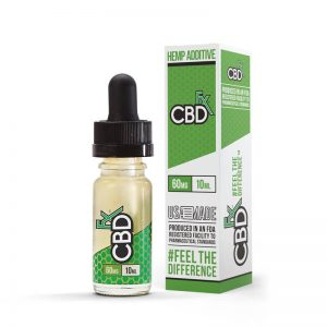 CBD Vape Hemp Additive 60mg 10ml By CBDfx