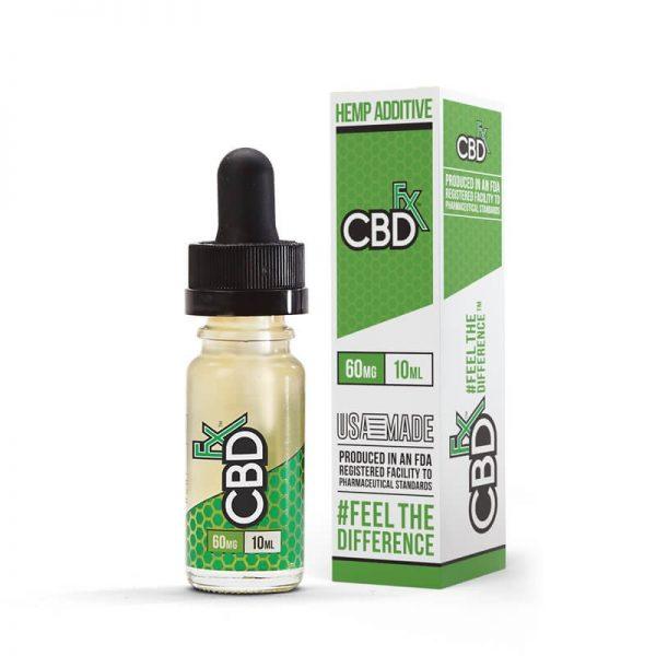 CBD Vape Hemp Additive 60mg 10ml By CBDfx