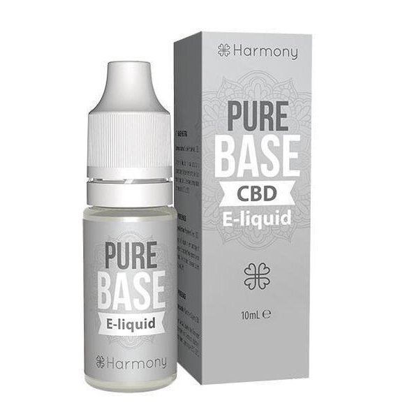 Harmony CBD - Pure Base - 10ml