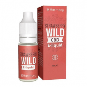 Harmony Strawberry Wild CDB 10ml
