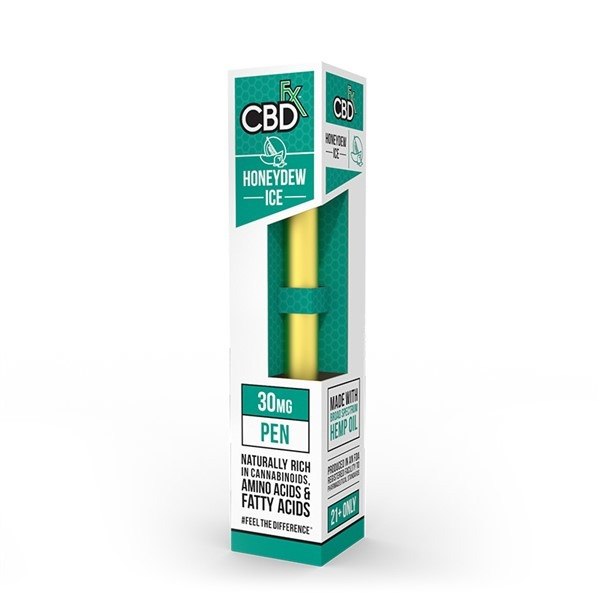 Honeydew Ice CBD Vape Pen 30mg By CBDfx