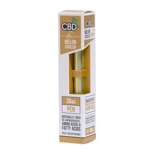 Melon Cooler CBD Vape Pen 30mg By CBDfx