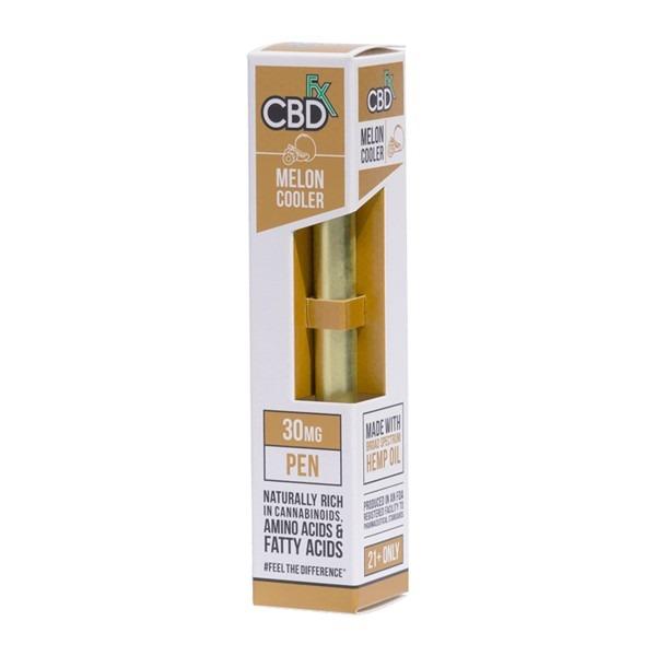 Melon Cooler CBD Vape Pen 30mg By CBDfx