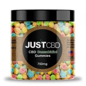 CBD Emoji Gummies By Just CBD