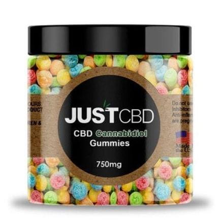 CBD Emoji Gummies By Just CBD