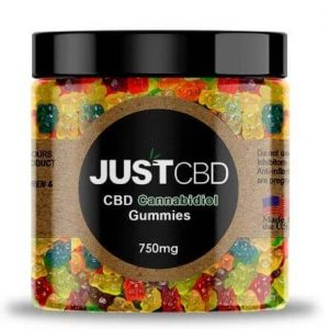 CBD Bear Gummies By Just CBD