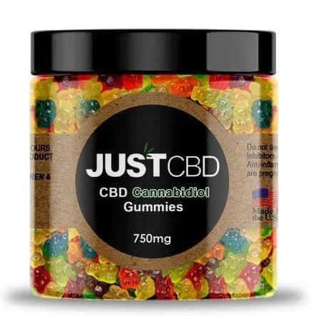 CBD Bear Gummies By Just CBD