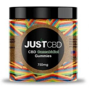 CBD Ribbons Gummies By Just CBD