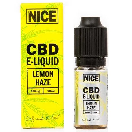 Lemon Haze CBD E Liquid 10ml By Mr Nice