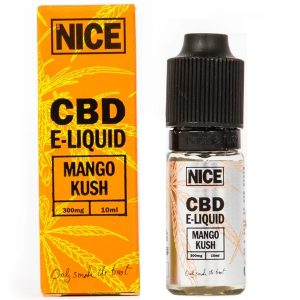 Mango Kush CBD E Liquid 10ml By Mr Nice