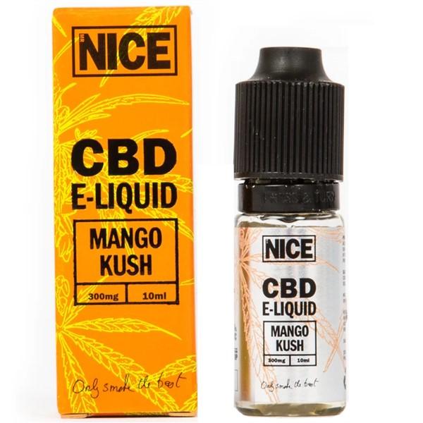 Mango Kush CBD E Liquid 10ml By Mr Nice