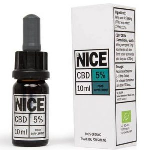 Organic CBD Oil 10ml By Mr Nice