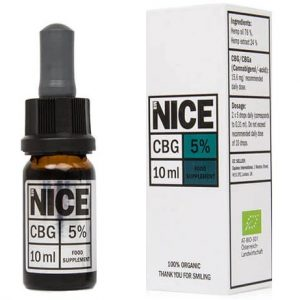 Organic CBG Oil 10ml By Mr Nice