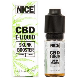 Skunk Booster High CBD E Liquid Shot 10ml By Mr Nice