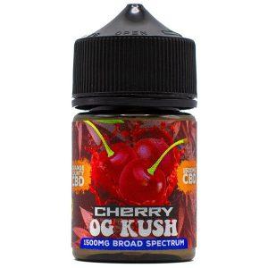 Cherry OG Kush CBD E Liquid 50ml By Orange County CBD