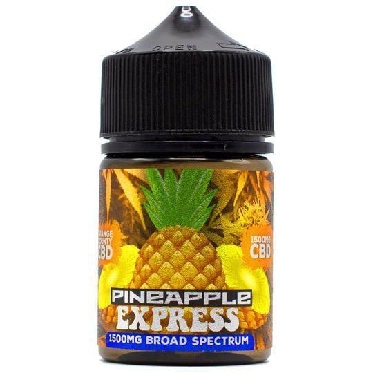 Pineapple Express CBD E Liquid 50ml By Orange County CBD
